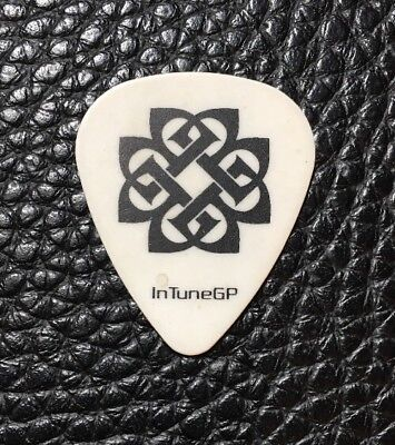 Breaking Benjamin - Real Tour Guitar Pick