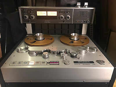 Studer A 80 RC MK II Master Recorder