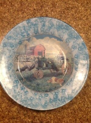 Vintage John Deer Soup Bowl