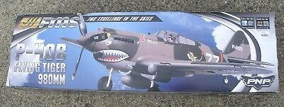 FMS 980mm P-40B High Speed PNP RC Airplane Kit