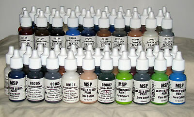 Reaper - Master Series Paint Set - 60 Colors - All New