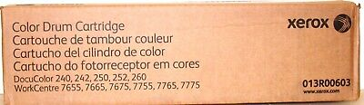 Xerox 013R00603, Color Drum Cartridge for DocuColor 240, 242, 250, 252, 260, OEM