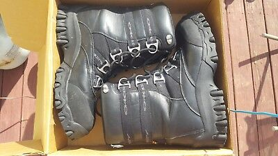 "Oakley Casing Waterproof Thinsulate Boots 2006 ""I'm gonna STOMP all over you""WOW"