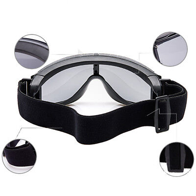 3 Lens Military Goggles Ballistic Army Sunglasses Tactical Glasses For Wargame