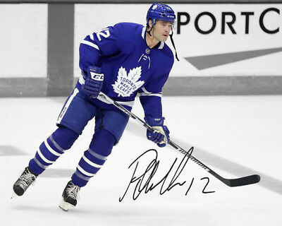 Patrick Marleau Toronto Maple Leafs Signed Photo Autograph Reprint