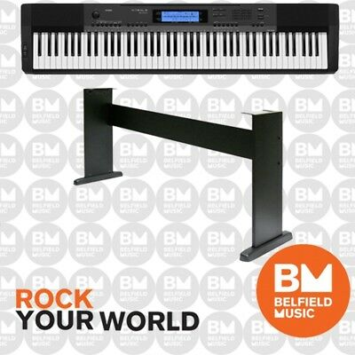 Casio CDP235 Digital Electric Piano Black Wooden Stand CDP-235 Replaced CDP230
