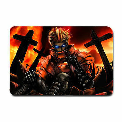 Trigun Anime soft Topping surface table Floor play mat