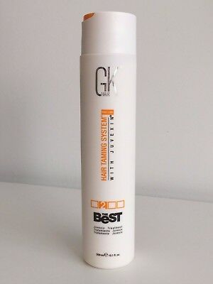 GK Global Keratin The Best treatment with Juvexin 10.1 fl. oz. 300 ml