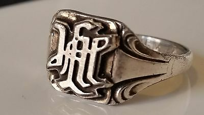 great 1.st Tank Division Ring german Panzer,Graving DRGM 47