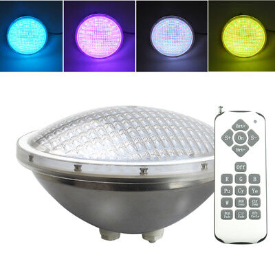18W 24W 35W 36W 54W PAR56 RGB LED Pool Light for Inground Pool Underwater 12V
