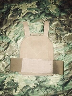 PIG Low Proflie Plate Carrier UKSF SAS Close Protection CP