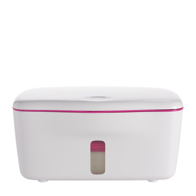 OXO Tot PerfectPull™ Wipes Dispenser with Weighted Plate- Pink