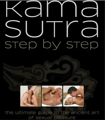 ELECTRONIC Book: Kama Sutra Step by Step Guide (SENT VIA EMAIL ONLY!)
