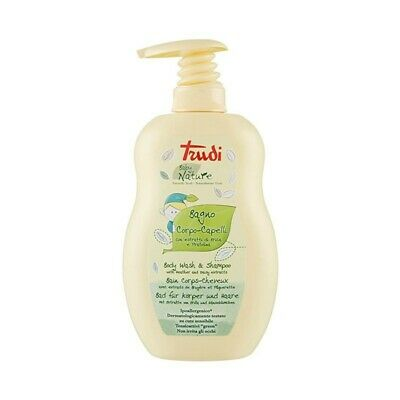TRUDI Baby Nature Body Wash & Shampoo 400 ml