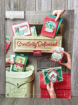 2017 Holiday Catalog By Stampin Up