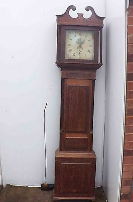 Coventry longcase grandfather clock