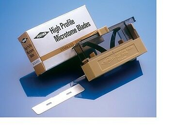 High Profile Microtome Blades (50/pk), Feather, Japan