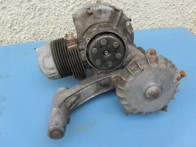 1960's Moto Vespa 150S engine for spares or repair