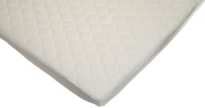American Baby Company 82761 Organic Waterproof Quilted Porta-Crib Pad Cover