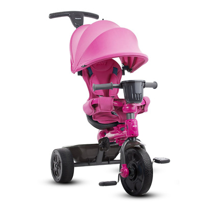 Joovy 1026 Tricycoo 4.1 Tricycle, Pink
