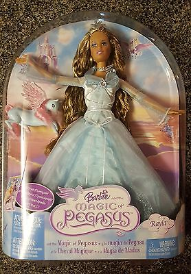 Barbie and the Magic of Pegasus Rayla NRFB