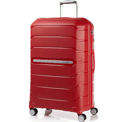 Samsonite Octolite Extra Large 81cm Hardside Suitcase Red 78793
