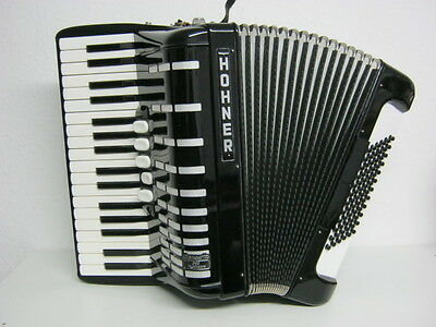 Akkordeon HOHNER CONCERTO Noblesse  Made in Germany Top !