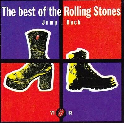 The Rolling Stones - Jump Back (The Best Of The Rolling Stones '71 - '93) (CD)