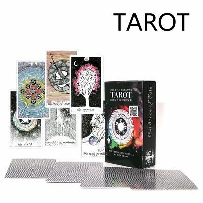 New Good Cards Mysterious Tarot Deck Cards For Personal Cards Number 78pcs