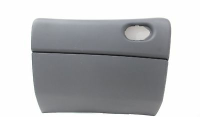 Holden Commodore VT VX Glove Box Front Panel No Lock  Pewter Grey 92049786