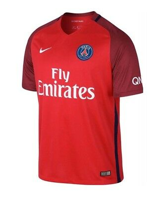 Brand New Genuine Paris Saint Germain 2016/17 Away Shirt PSG  Adults S M XL XXL