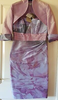 John Charles London DRESS New mother of the bride Groom SIZE 10 NEW OTHER