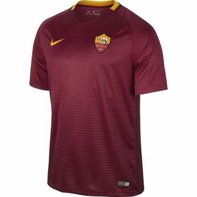 Brand New Genuine AS Roma 2016/17 Home Shirt  Adults S M L XL XXL