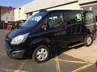 Ford Transit/ Voyager Fx8 Taxi Liverpool Spec £33295.00 Otr  67 Plate Brand New