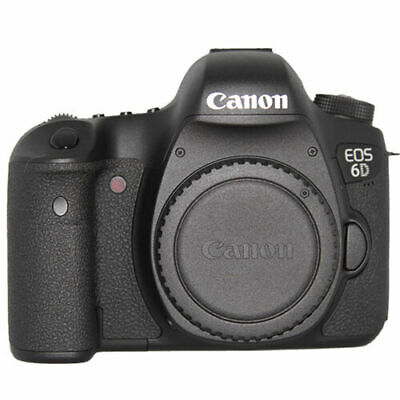 Canon EOS 6D Digital SLR Camera Body