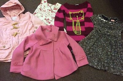 Little Girl Clothing Bundle 4-5 Years x5 Pieces Immaculate Condition Next