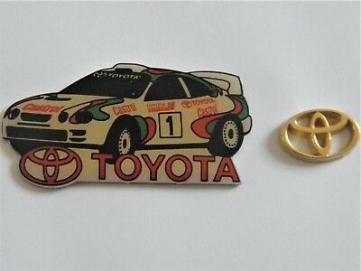 Pins Automobile  Toyota  2 Pins Differents