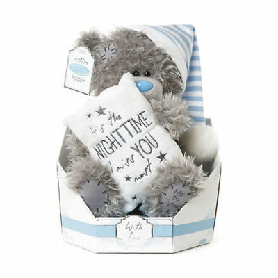 """Me to You 9"""" Nightime I Miss You Most Plush In Box Gift - Tatty Teddy Bear"""