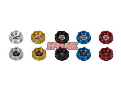 K-Tuned Billet Oil Cap - Black