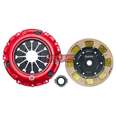 Action Clutch Stage 2 Kevlar Clutch Kit - Honda K24A3 - Accord CL9 (Includes Fly