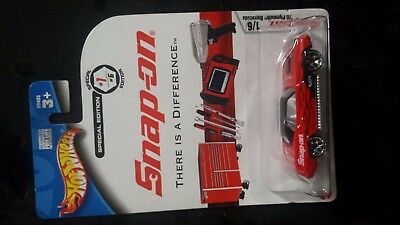 Snap-on Hot Wheels '70's Plymouth Barracuda