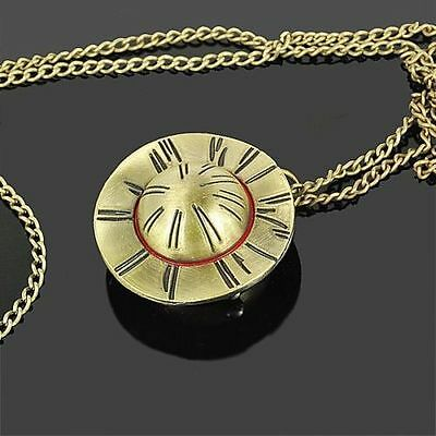 New. Novelty Necklace Watch. Hat. (# 11) .