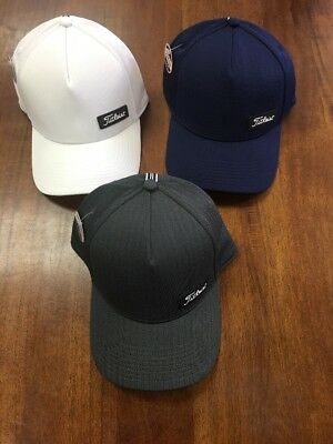 Titleist West Coast Legacy Lot Of 3 Fitted Hats Size L/XL NWT NR Ret $90 Scotty