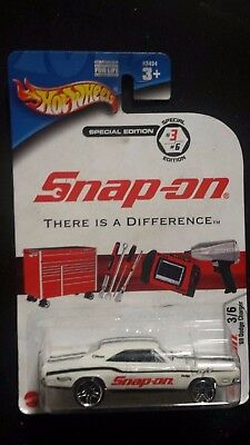 Snap-on Hot Wheels '69 Dodge Charger