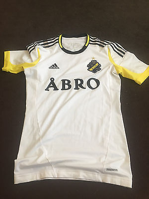 AIK Techfit Away Shirt Size L