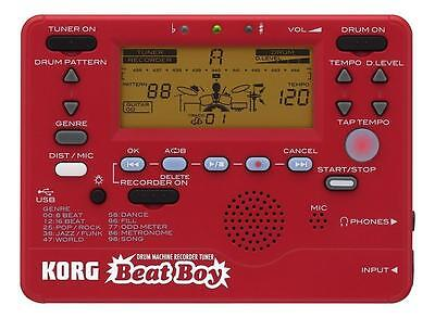 Korg BEATBOY Drum Machine Recorder Tuner - NEW!