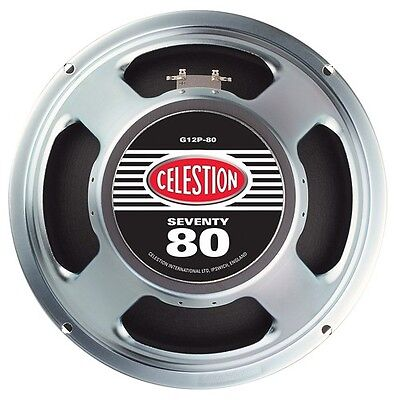 "Celestion SEVENTY80 16 ohm 12"" Guitar Speaker (T5603P)  - NEW!"