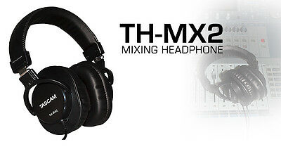 Tascam TH-MX2 Reference Headphones - NEW!