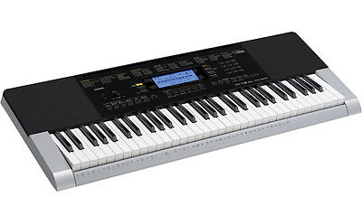 Casio CTK-4400 - 61-Key Portable Keyboard -Touch Sensitive w/Memory - NEW!