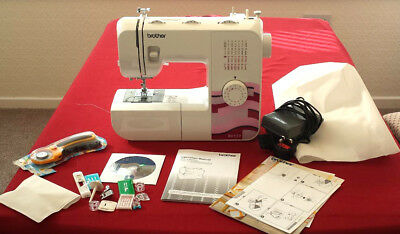 Brother RH127 sewing machine.